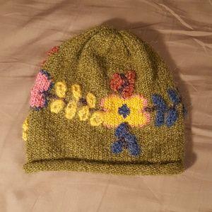 Accessories - Hand knit beanie NWT